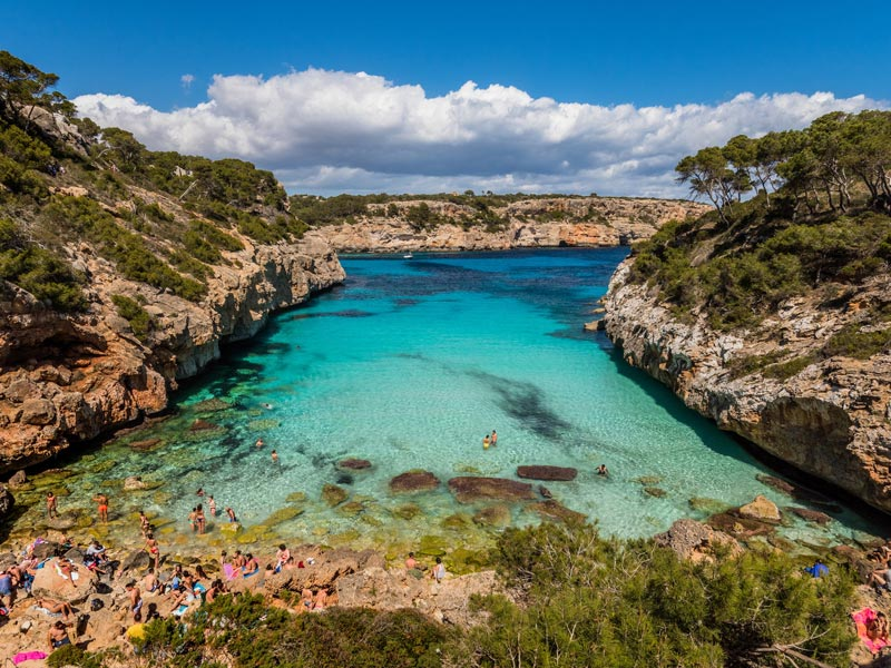 Hiking Adventures in Majorca