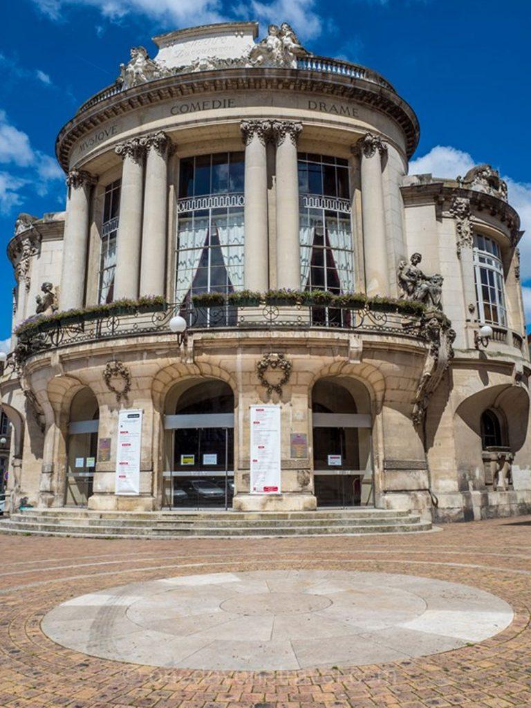 The Fine Arts Museum in agen