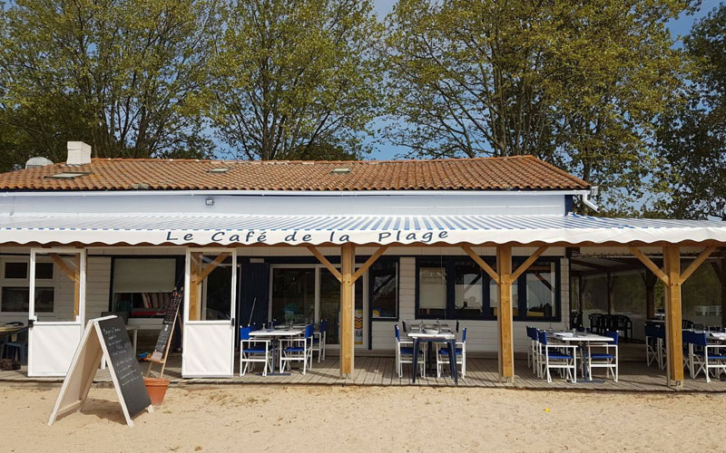 La Cafe de la Plage