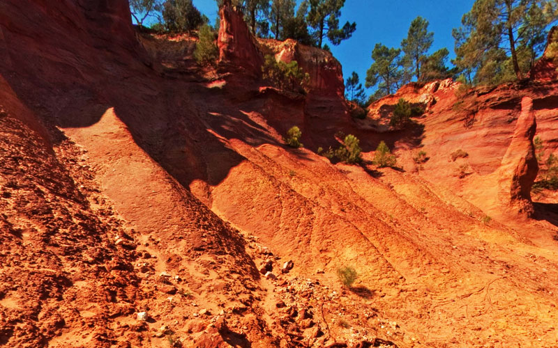 Roussillon Mountain