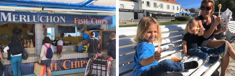 Le Merluchon Fish&Chips