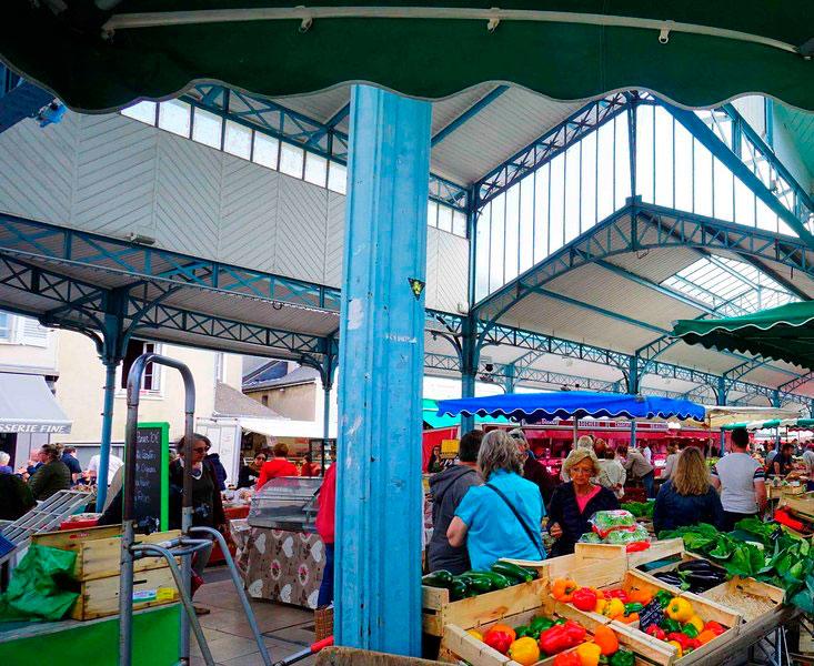 Chartres Market