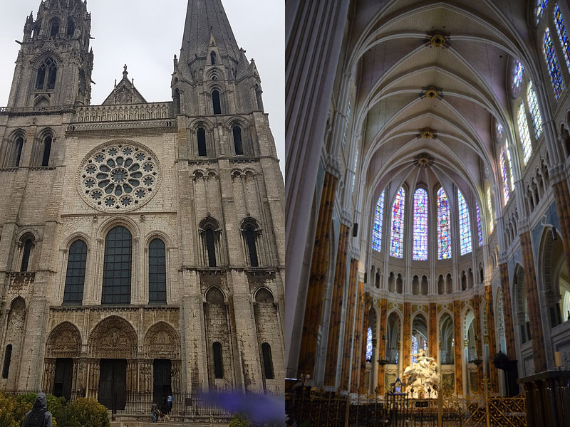 The Beauty of Chartres Cathedral