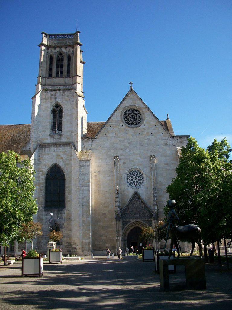 Saint Caprais Cathedral