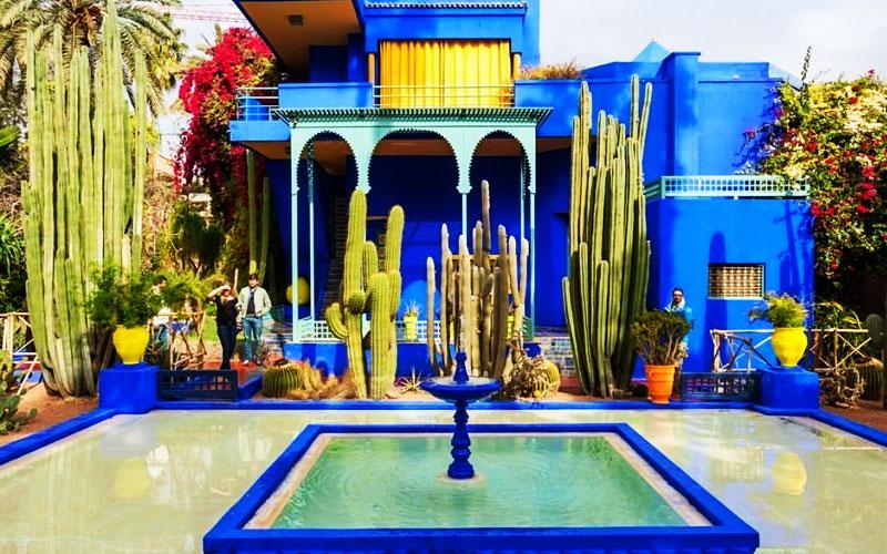 Jardin de Majorelle, Marrakech (Garden)