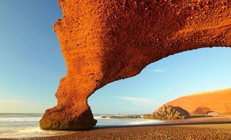Mirleft, Agadir
